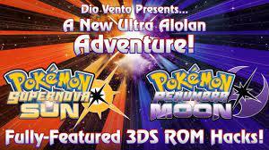 Pokémon Supernova Sun & Penumbra Moon: Fully-Featured Ultra Sun / Ultra Moon  ROM Hacks! | GBAtemp.net - The Independent Video Game Community