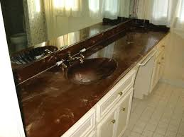 manufactured marble countertops cleaning cultured marble bathroom countertops