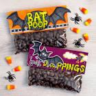 bat poop   for halloween