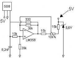 op amp problem hall effect sensor circuit to detect magnet hall effect sensor circuit