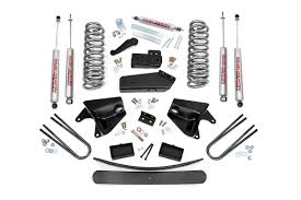 6in Suspension Lift Kit for 80-96 Ford 4wd F-150 Pickup / Bronco ...