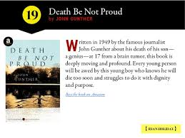 death be not proud by