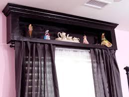 Diy Wood Cornice Curtains Window Curtain Box Design Ideas Ashton Custom Wood