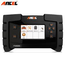 For proton perodua diagnose scanner <b>Ancel FX6000</b> OBD2 Scanner ...