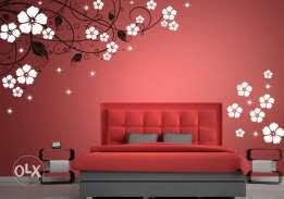 Small Picture Bedroom Wall Painting Designs Home Design