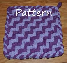 Potholder Loom Patterns Magnificent Pattern Instructions For Staircase Potholders Crafts Pinterest