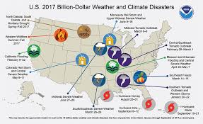 Tip Chart 2018 Tropical Cyclones Tip The Scales As Most Costly Natural
