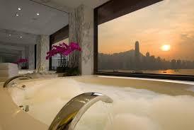 hotels with big bathtubs. Hongkong-intercontinental-jacuzzitub Hotels With Big Bathtubs