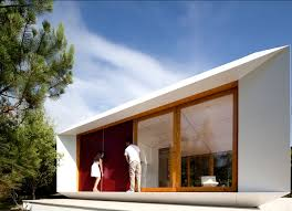 First is budget, minimalist house is identicial with the price is a bit low,