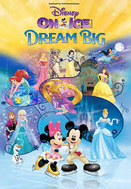 Disney On Ice Dream Big Tickets 17th November Nrg Stadium