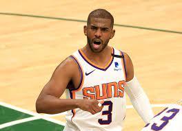 Phoenix Suns keeping Chris Paul with ...