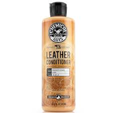 chemical guys vintage leather conditioner 16 oz