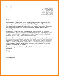 8 Resume Cover Letter Examples 2016 The Stuffedolive Restaurant