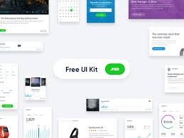 Free Ui Kit By Artiom For El Passion On Dribbble