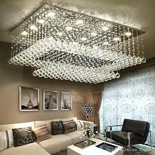 modern living lighting chandelier modern living room modern contemporary remote led crystal chandeliers with led lights