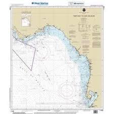 Tampa Bay Marine Chart Maptech Noaa Recreational Waterproof Chart Tampa Bay To Cape San Blas 11400