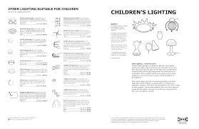 Childrens Lighting Manualzzcom