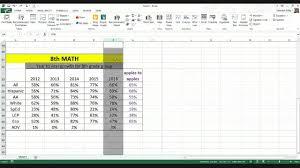 8th Grade Staar Math 2016 Youtube