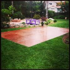 Outdoor Dance Floor Ideas Backyard
