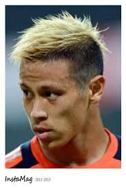 はてなブックマーク 本田圭佑 の髪型 切り方ツーブロック編後ろも