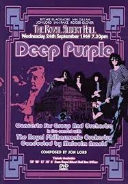 <b>Deep Purple</b>: <b>Concerto</b> For Group And Orchestra DVD: Amazon.co ...