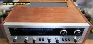 vintage pioneer receiver. 1969 pioneer sx-1500td receiver **this item is now sold** vintage pioneer receiver
