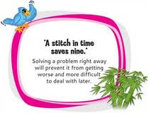 a stitch in time saves nine essay paragraph essay rubrics we a stitch in time saves nine essay
