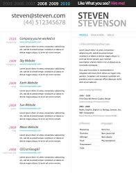 Smart Resume Simple 60 Beautiful Resume HTML Templates Promotion Mediakit Portfolio