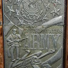 <b>Зажигалка Zippo United States Army</b> – купить в Нахабино, цена 2 ...