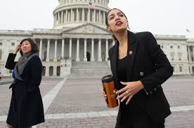 See actions taken by the people who manage and post content. Fashion Shopping Style Alexandria Ocasio Cortez Is Building A Wardrobe With A Message And We Re All Ears Popsugar Fashion Photo 3
