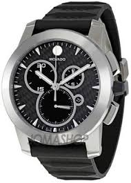 invicta reserve bolt ii charcoal dial chronograph mens watch 0979 movado vizio anthracite dial men s watch