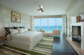 Beautiful Romantic Bedroom Design Ideas Within Beach Theme Romantic Bedroom Designs  With Bathtub
