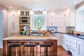 remodelaholic white country kitchen remodel with marble backsplash intended  for white kitchen remodel Be Efficient and