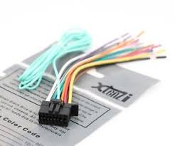 xtenzi 16 pin radio wire harness for pioneer fh x720bt fh x520ui image is loading xtenzi 16 pin radio wire harness for pioneer