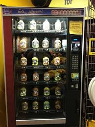 First Vending Machine Delectable The World's First And Only AllMustard Vending Machine Picture Of