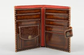 purses unusual handcrafted leather wallet for gift fashion accessories leather goods madeheart com