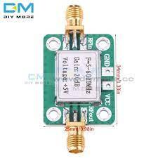 5-6000MHz RF 20dB Gain Broadband Signal Power Amplifier Board 5M-6GHz –  diymore