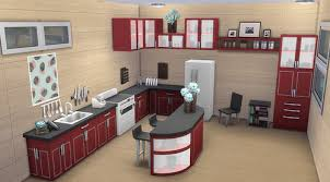 image cool kitchen. With The Pack We Will Get A Completely New Kitchen Set Variety Of Decorative Objects. Is In Modern Colors, Providing Very Considerable Image Cool