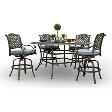 piece square pub style table macan