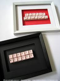 making this keyboard gift is super easy and quick it is a