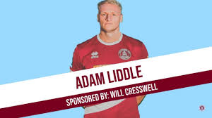 Chelmsford City Football Club - Player Sponsorship - Adam Liddle | Facebook