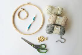 Materials For A Dream Catcher DIY Yarn Dream Catcher 30