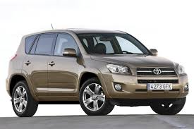 TOYOTA RAV 4 car technical data. Car specifications. Vehicle fuel ...