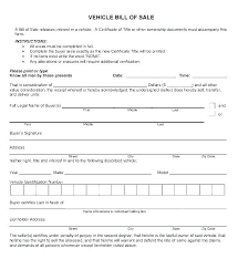 As Is Document For Car Sale Used Vehicle Sales Agreement Template Lovely Sample