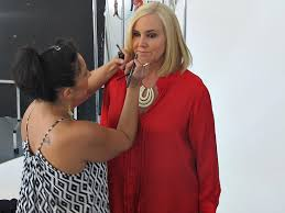 gina guirguis makeup artist nikki parkinson styling you in mela pur top from zambezee