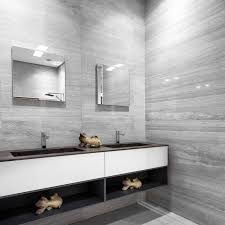 grey bathroom floor tile ideas. Glamorous Bathroom: Design Impressive 33x33cm Willow Dark Grey Floor Tile By BCT Tiles Bathroom Ideas K
