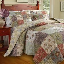 image of fl quilt bedding sets