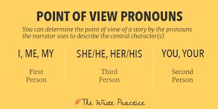 the ultimate point of view guide third person omniscient vs