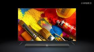 the xiaomi mi tv 3 is here and it sports a 60 inch 4k uhd display and a tag of less than 800