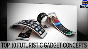 Futuristic Concepts Super Top 10 Futuristic Gadget Concepts Hd Latest 2016 Youtube